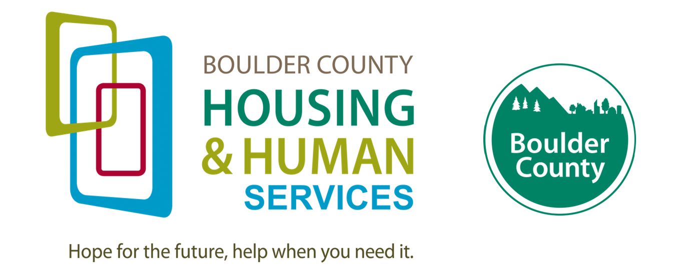Boulder County Housing & Human Services logo